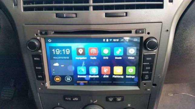 autoradio android 5 1 gps opel astra zafira corsa antara meriva vectra vivaro ebay. Black Bedroom Furniture Sets. Home Design Ideas