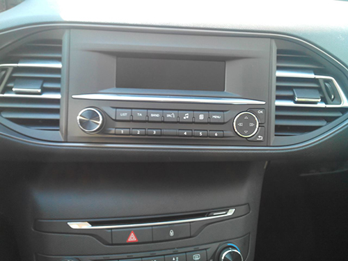 autoradio android 7 1 gps cran tactile peugeot 308 depuis. Black Bedroom Furniture Sets. Home Design Ideas