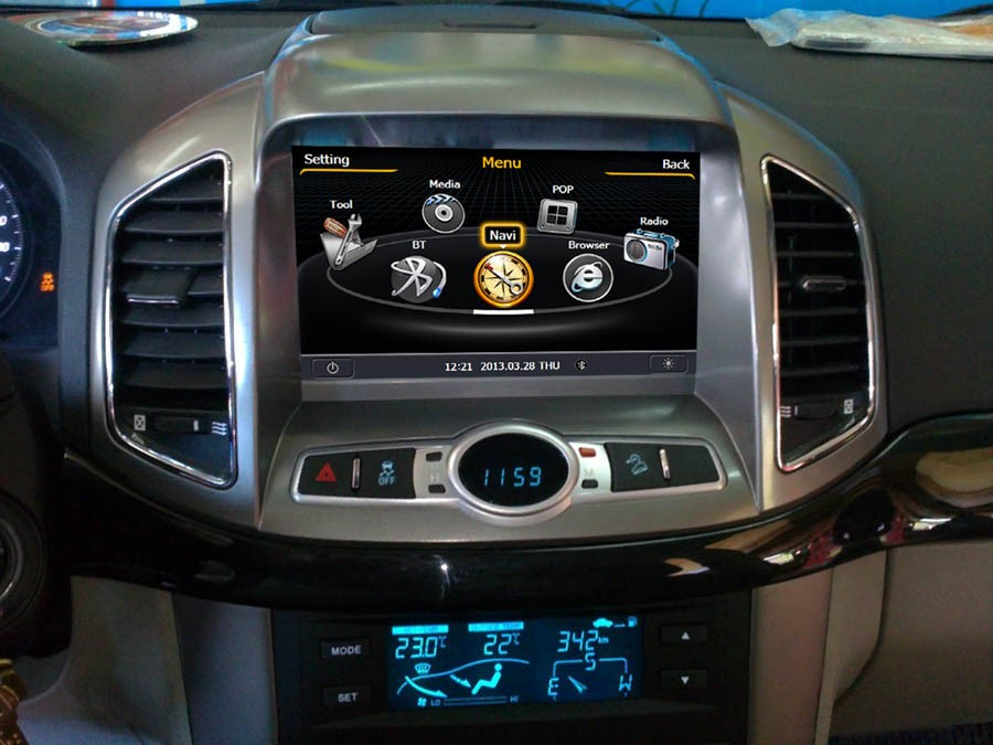 poste gps chevrolet captiva autoradio android chevrolet. Black Bedroom Furniture Sets. Home Design Ideas