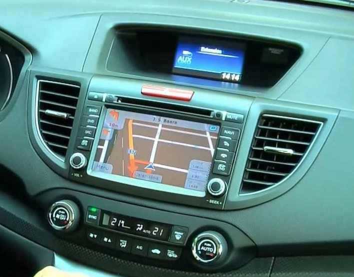 autoradio gps honda cr v depuis 2012 lecteur dvd bluetooth autoradios gps. Black Bedroom Furniture Sets. Home Design Ideas